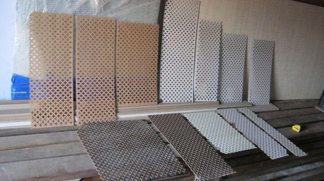 Декоративная панель решетка сетка ротанг для вентиляции сушки посуды