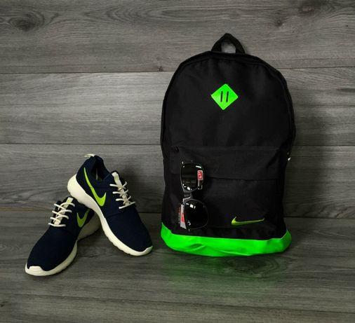 Городской рюкзак Nike спортивный мужской женский портфель сумка 8 цвет