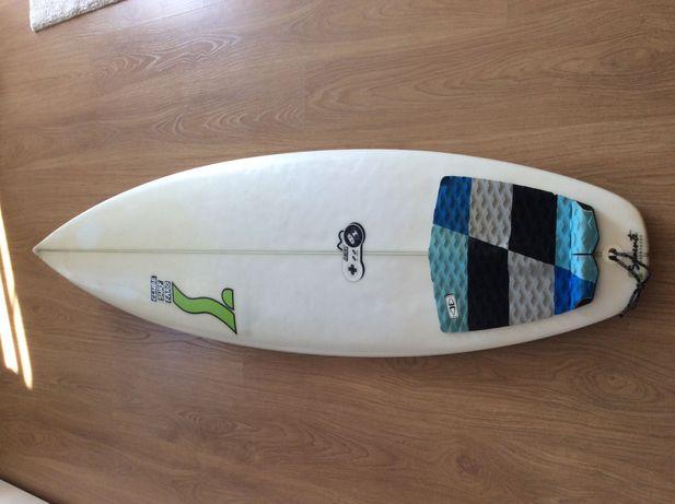 Prancha de surf semente