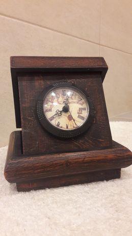 Zegar stojący - szkatułka