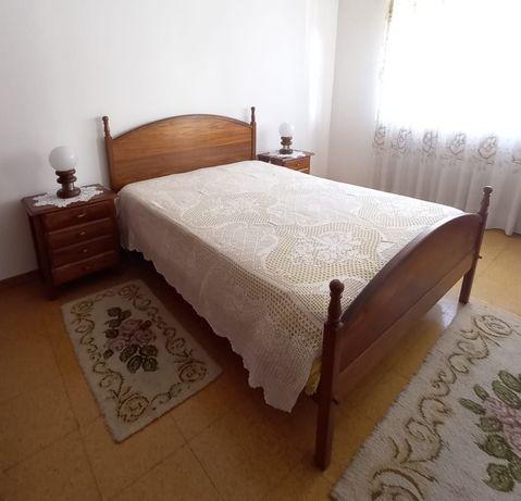 URGENTE * Mobília quarto casal pouco usada (casa de férias)