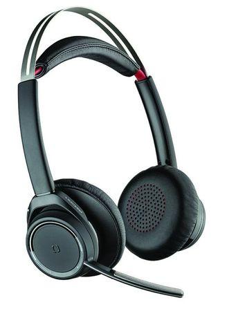 Słuchawki z mikrofonem Plantronics Voyager Focus UC BT B825-M