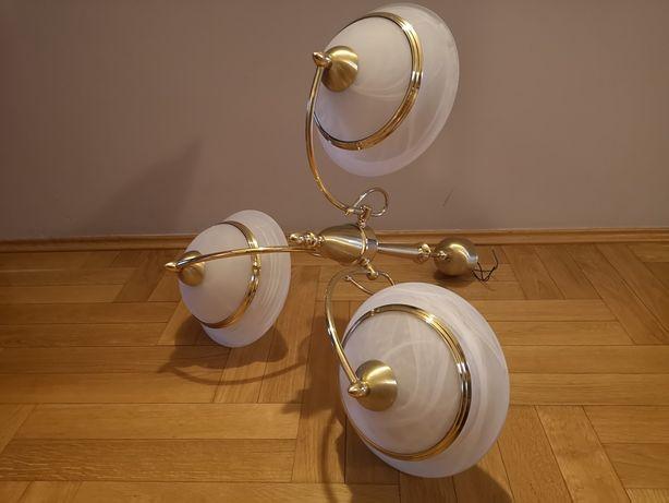 Lampa sufitowa 3 punktowa