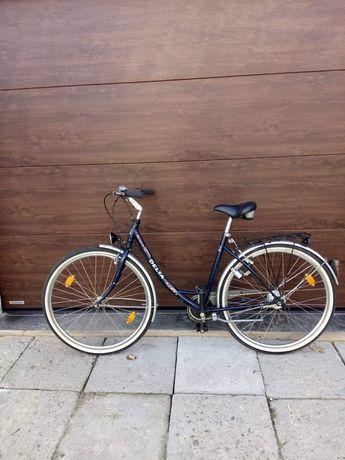 Rower damski 28 cali, 7 biegów, nowy przegląd