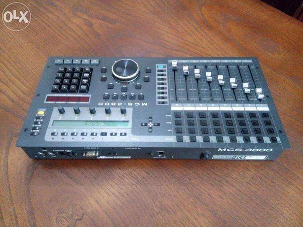 Controlador/montagem de video JL COOPER MCS-3800 STATION