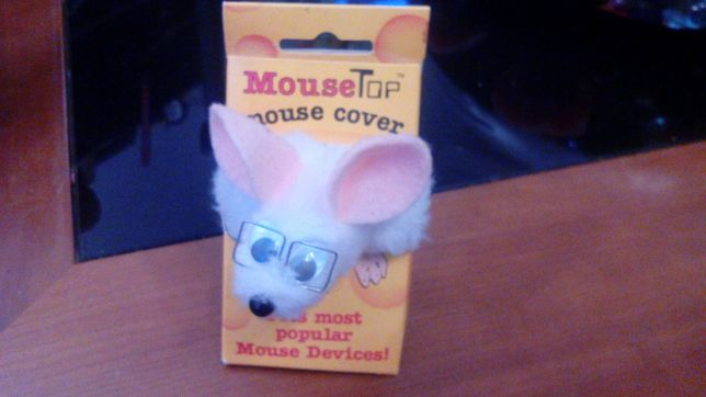 Capa para Rato de Computador com cerca de 20/25 Anos