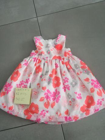 Sukienka Carters 12 miesięcy