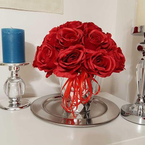 Flower box, walentynki, dekoracja.