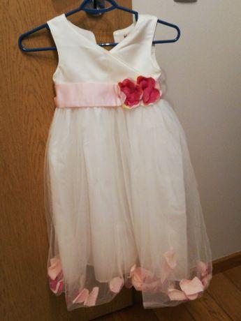 Suknia dla dziewczynki 5 lat