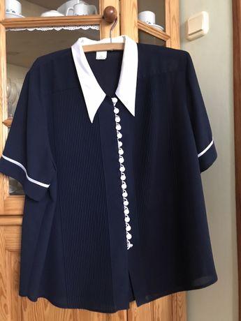 bluzka damska duży rozmiar XXL