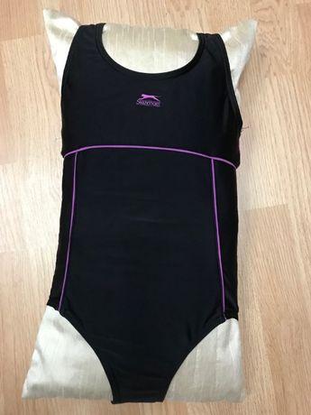 Спортивный купальник Slazenger для девочки 7-8лет Р.122/128