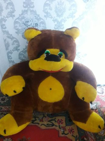 М'який ведмедик.