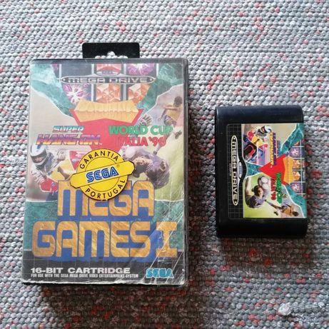 Megadrive Mega Games 1