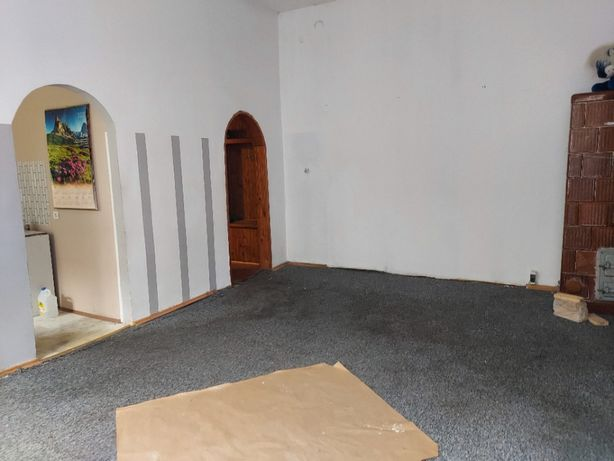 2 pokoje z antresolą do odnowienia na Polesiu