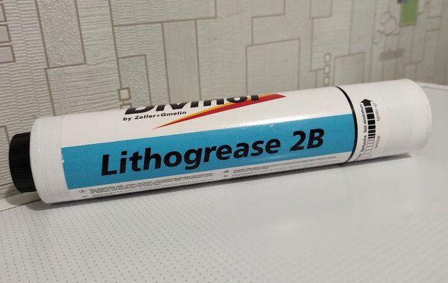 Литиевая смазка для подшипников Divinol Lithogrease2B. Made in Germany