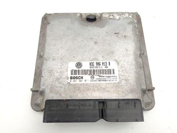 Sterownik silnika 03C906013B VW POLO 1,4 FSI