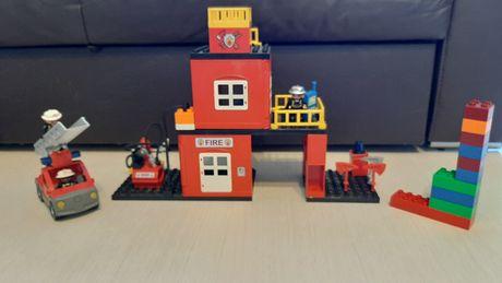 Lego Duplo remiza strażacka 4664