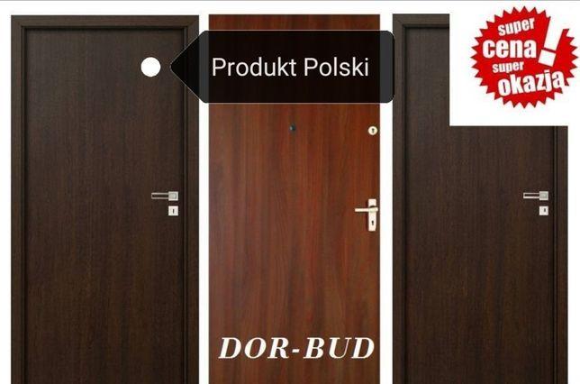 Drzwi wejściowe do mieszkań w bloku z gwarancją producenta i montażem
