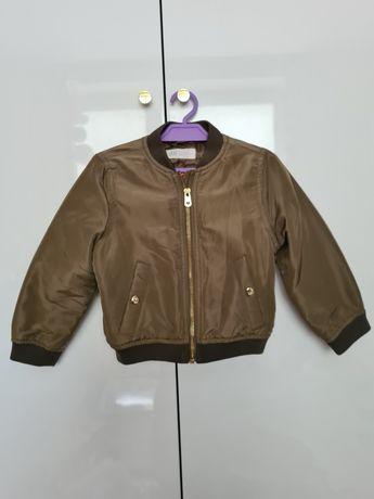 bomber h&m khaki 98