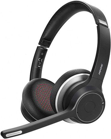 Mpow HC5 - наушники Bluetooth V5.0 беспроводные с микрофоном