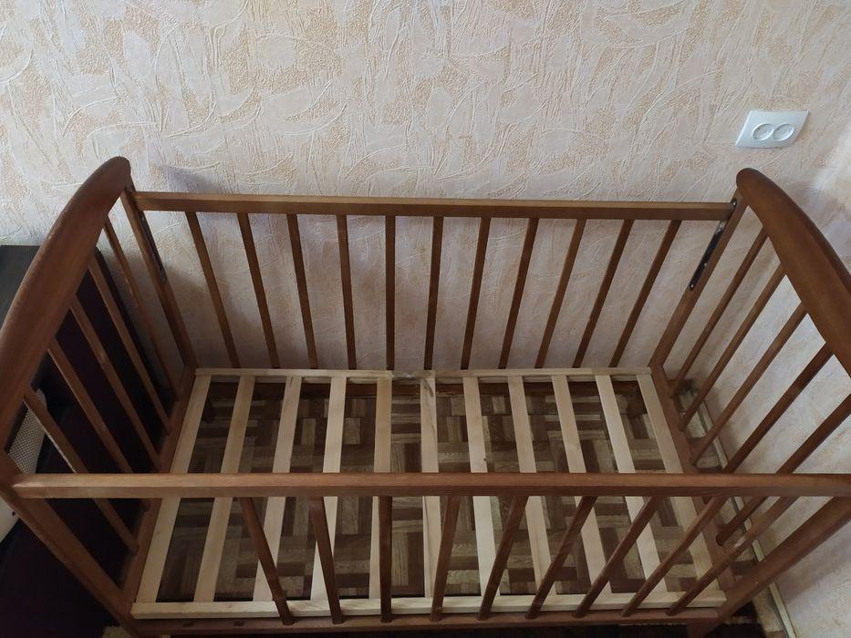 Деревянная кроватка Николаев - изображение 1