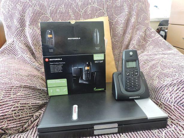 Telefone DECT GAP sem Fios da Marca Motorola