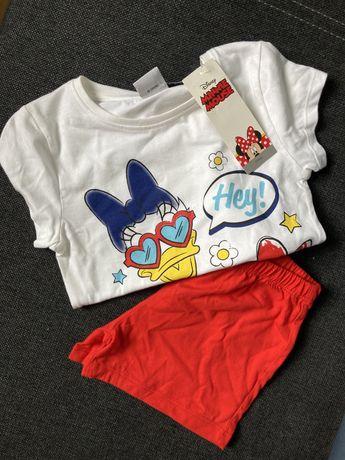 Nowa piżama Minnie Mouse 104cm
