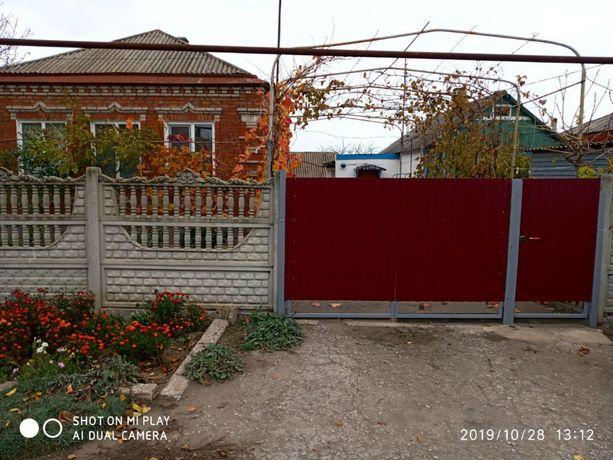 Продается жилой дом в г. Новоазовске(р-н М. Седовка)
