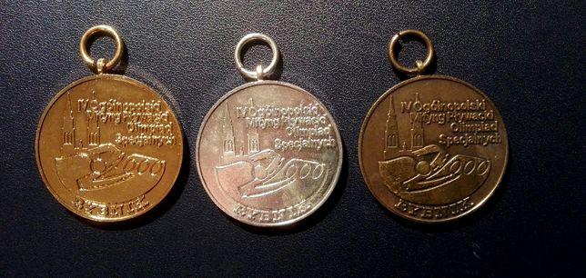Zestaw Medali RYBNIK