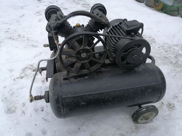 Компресор трьохфазний 380V