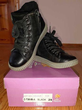 Демисезонные ботинки Tom. m для девочки