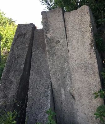 Фундаментные блоки 60×50×2,4