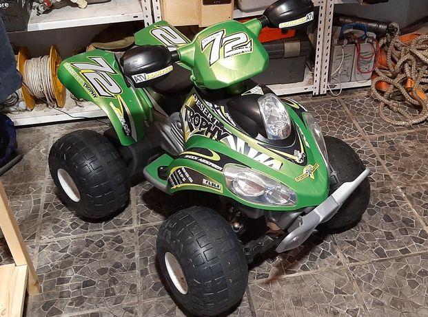 Moto Feber 12V com bateria e roda extra