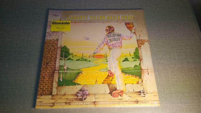Elton John : Goodbye Yellow Brick Road(LIMITED PICTURE VINYL)2LP/Винил