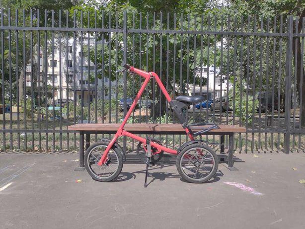 Складной велосипед стрида(strida) аналог, есть два