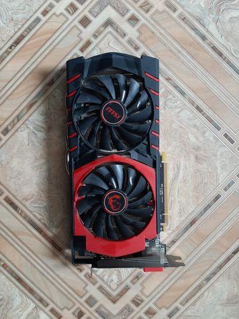 Продам видеокарту MSI Radeon R9 380 LE 4GB GDDR5 256bit
