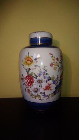 Pote em Porcelana Portuguesa