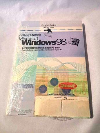 Oprogramowanie Windows 98 - NOWY, KOD PRODUKTU
