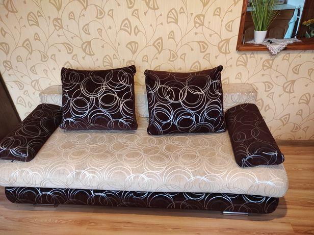 Wygodna, kompaktowa sofa
