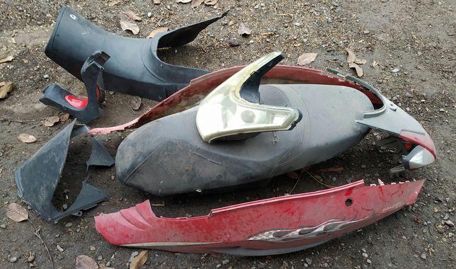 Пластик скутера Dragon