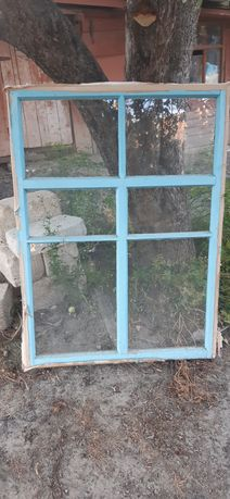 Продам дерев'яні вікна