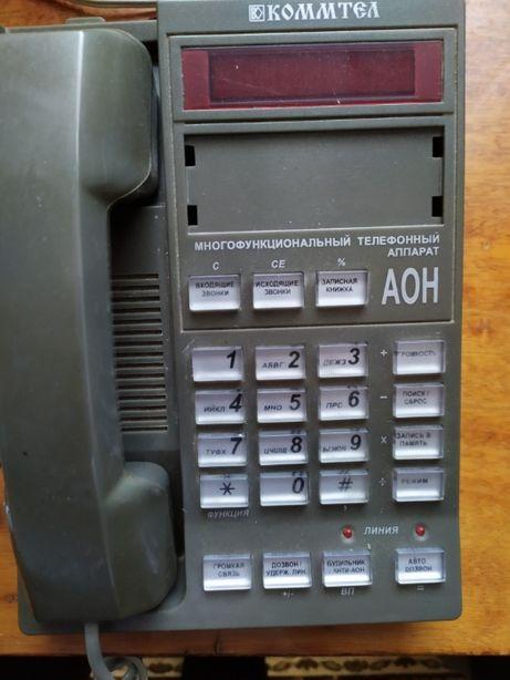 Телефоны стационарные с определителем номера