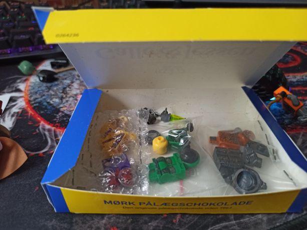 3 Figurki Lego Ninjago