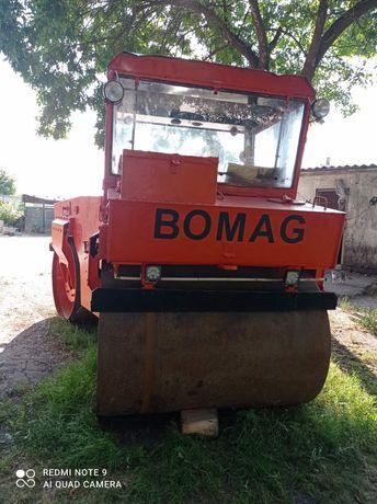 Продам тяжёлый каток BOMAG BW-160 AD