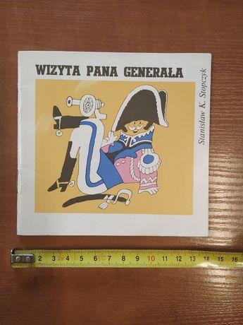 Seria z Wiewiórką KAW 1980 - Wizyta pana Generała