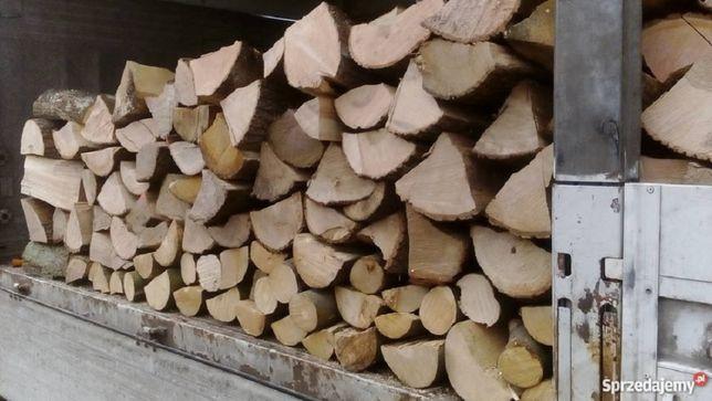 drewno kominowe sezonowane