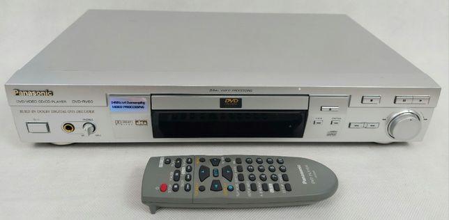 Panasonic DVD-RV60 - odtwarzacz DVD.