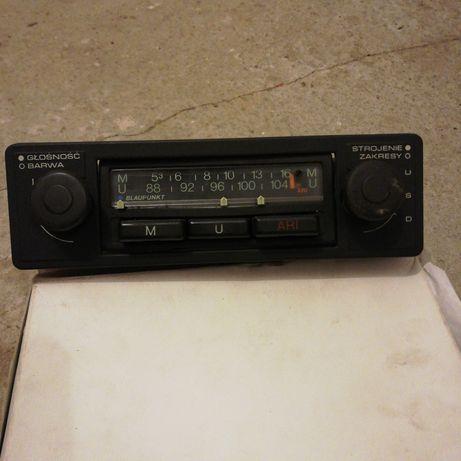 Radio blaupunkt ludwigshafen, made in Germany, rok produkcji 1980