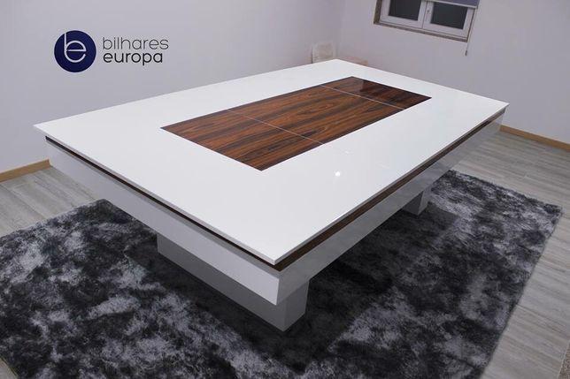 Bilhares europa fabricante mod Lisboa luxury VENHA VISITAR-NOS