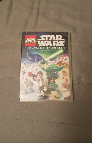 Lego Star Wars Padawańskie widmo film DVD